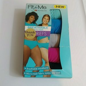 NEW Fit for Me Breathable Micro-mesh Briefs 11